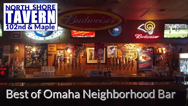 North Shore neighborhood bar in Omaha